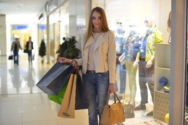 ショッピング風景