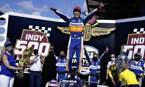 佐藤琢磨さん、インディ500での2回目の優勝