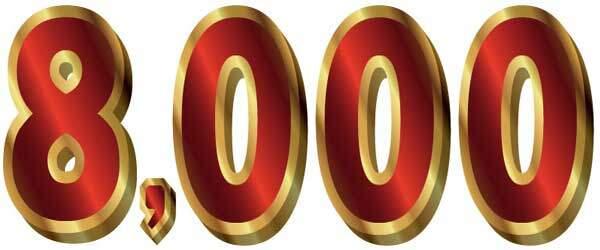 8000ポイント入会キャンペーン開催中
