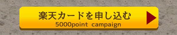 楽天カード、5000ポイント入会キャンペーン専用の申し込みボタン
